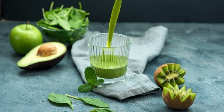 eat more greens to improve energy